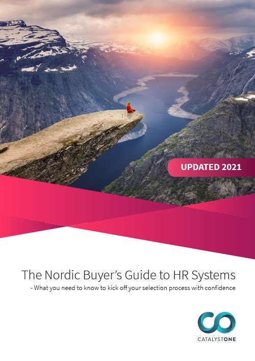The Nordic Buyer's Guide to HR Systems