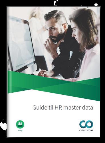 Guide til <br>HR-masterdata