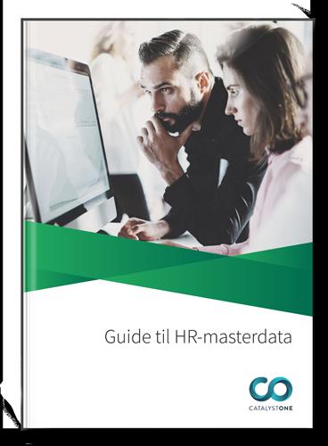 En guide til HR-masterdata
