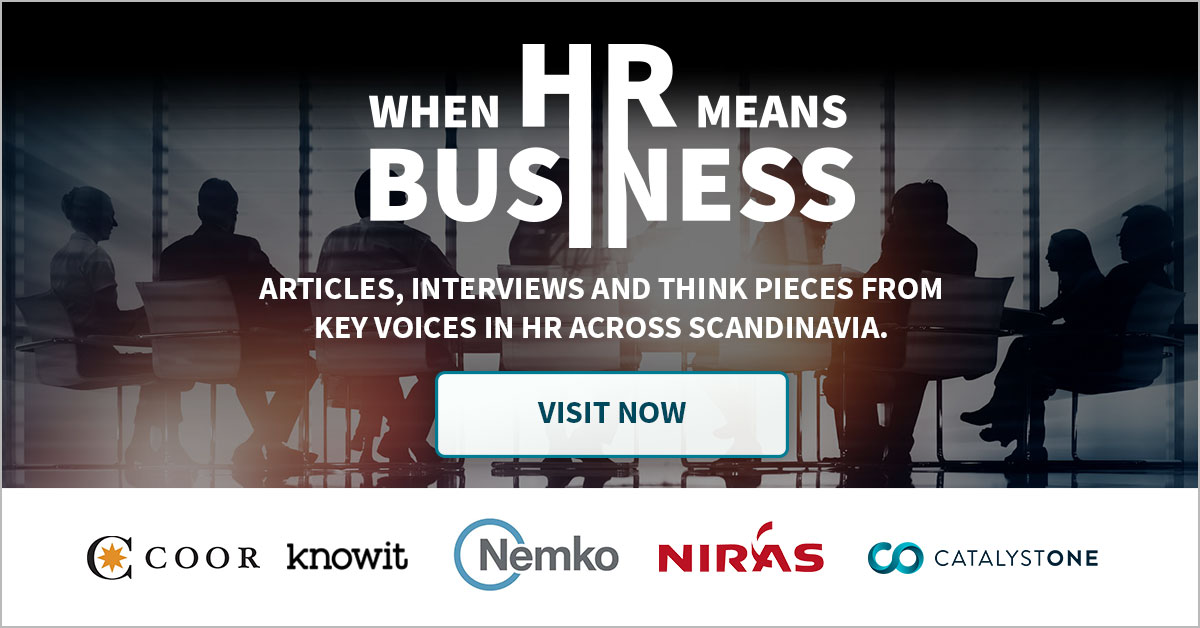 When HR means business