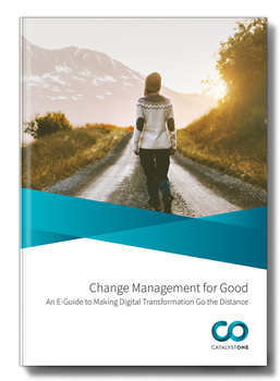 Change Management for Good