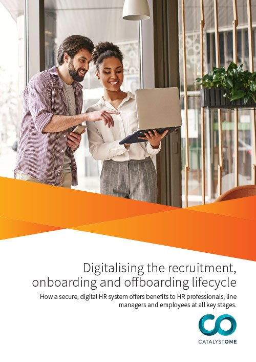 Digitalising the recruitment, onboarding and offboarding lifecycle