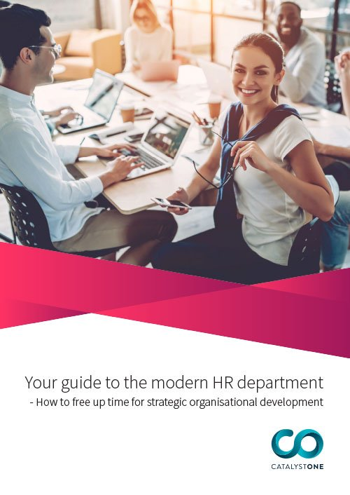 Your Guide to the Modern HR Department